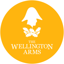 The Wellington Arms logo