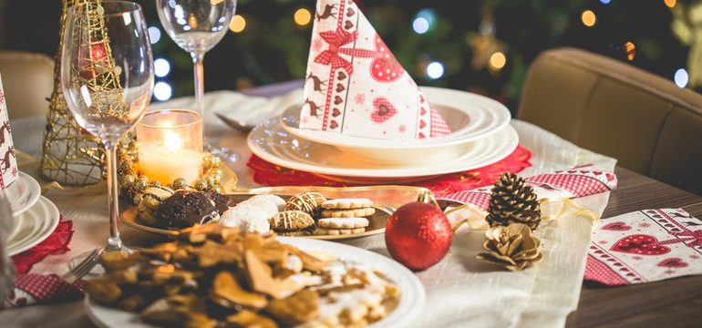 Top tips for hosting this Christmas